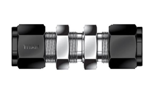 Flareless compression tube fittings sae parker wbu