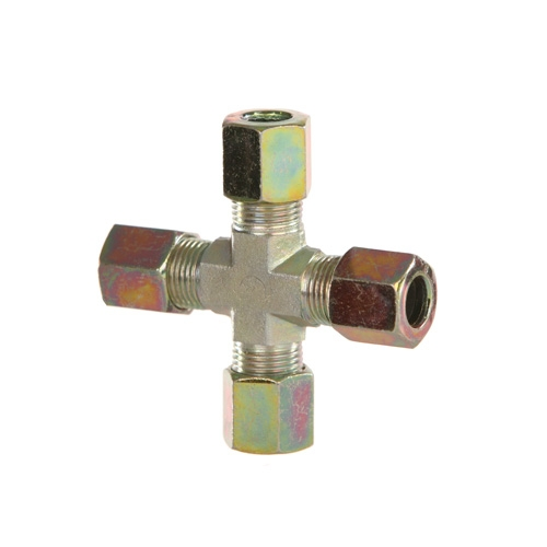 Flareless compression tube fittings sae parker kbu