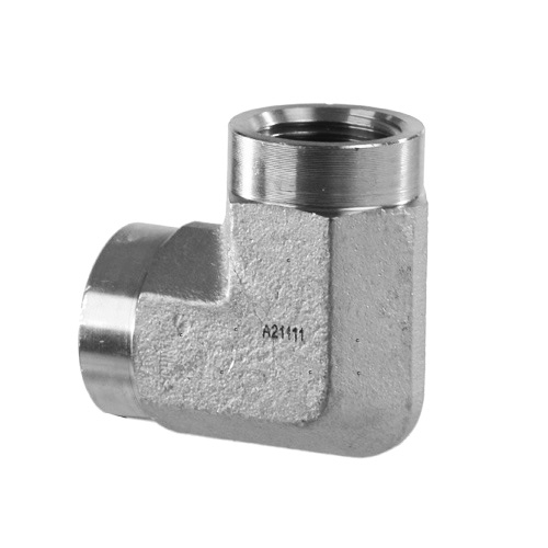 Npt pipe female elbow ss stainless steel fittings