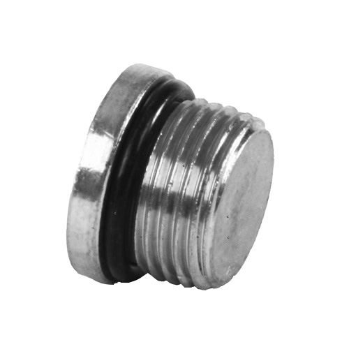 Sae o ring boss orb to socket plug ss stainless